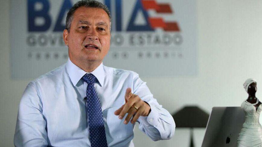 Bahia atinge 80% de ocupação das UTIs Covid e Rui antecipa toque de recolher para 20h 18