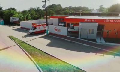 Meliantes invadem o SAMU e roubam equipamentos das ambulâncias em Porto Seguro 32