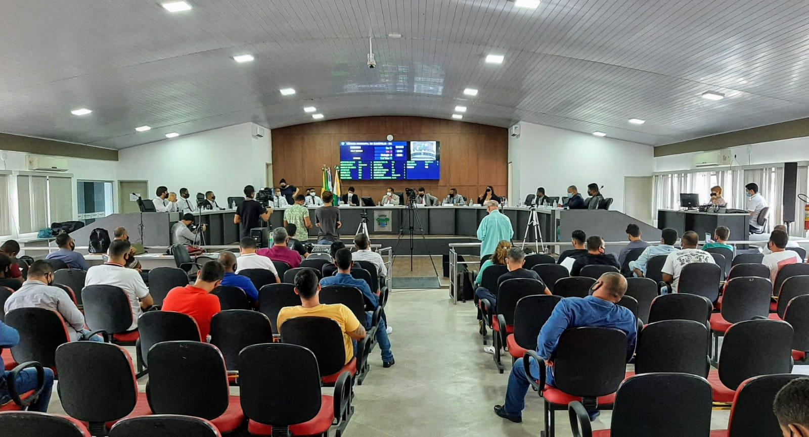 Câmara aprova indicações que viabilizam iniciativas de mobilidade urbana em Eunápolis 20