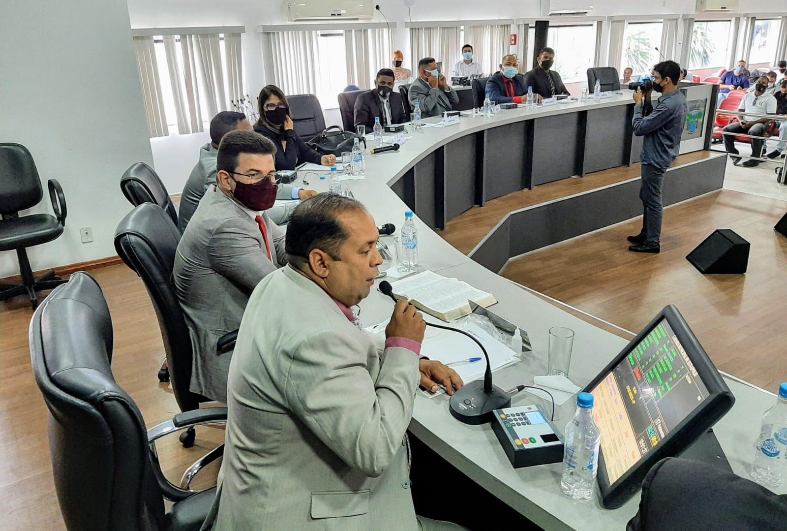 Câmara aprova indicações que viabilizam iniciativas de mobilidade urbana em Eunápolis 21