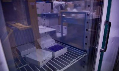 Criança desliga freezer e cidade do ES perde todas as vacinas contra a Covid-19 46