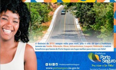 Porto Seguro: Novos valores do IPTU são resultado de recadastramento imobiliário 33