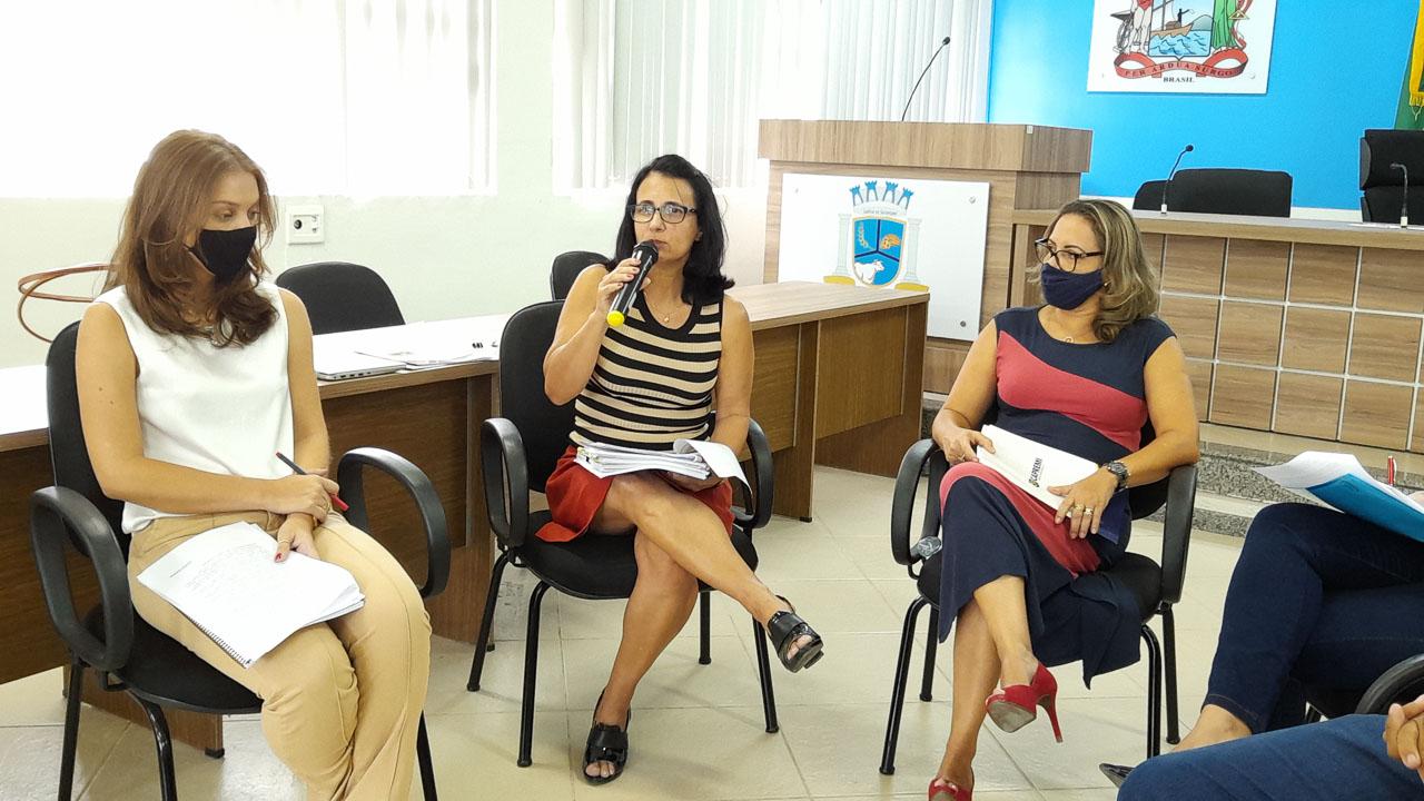 Itabela: Aconteceu na Câmara de Vereadores reunião de esclarecimentos em relação as últimas atualizações do Regime Próprio (CAPREMI) 25