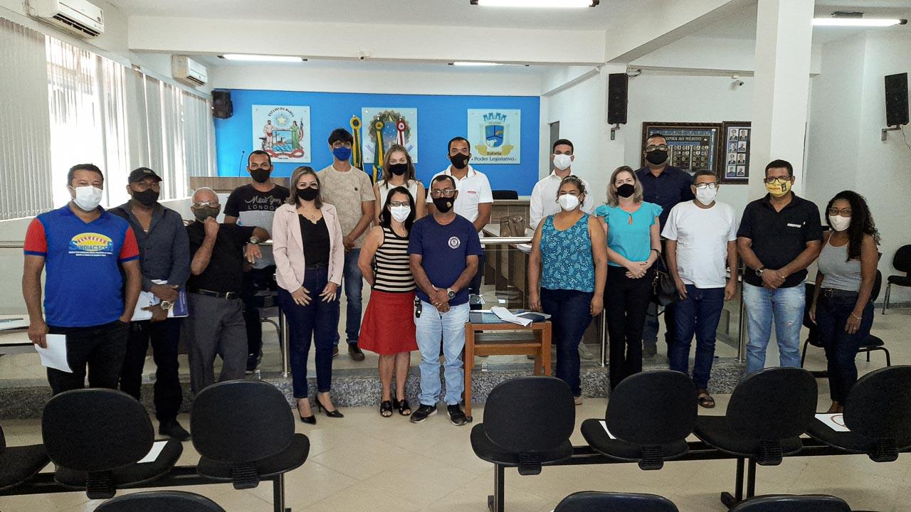 Itabela: Aconteceu na Câmara de Vereadores reunião de esclarecimentos em relação as últimas atualizações do Regime Próprio (CAPREMI) 27