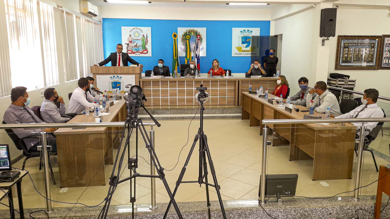 Em Sessões Extraordinárias Câmara de Itabela aprova Projeto do Executivo sobre composição do Conselho do FUNDEB 24