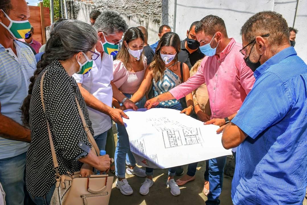 Prefeito Jânio Natal acompanha obras do Hospital de Referência para Covid-19 e outras ações em Arraial d´Ajuda 23