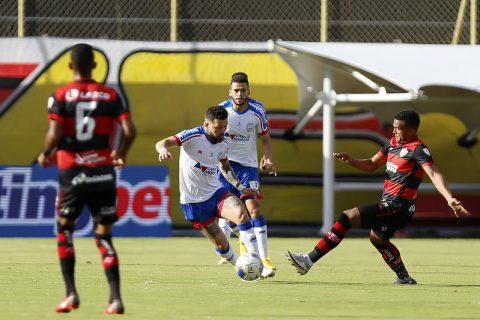 Vitória vence o Bahia e jogador do tricolor chama o rival de 'time pequeno' 18