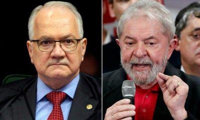 Fachin anula processos de Lula na Lava Jato e ex-presidente fica elegível 22