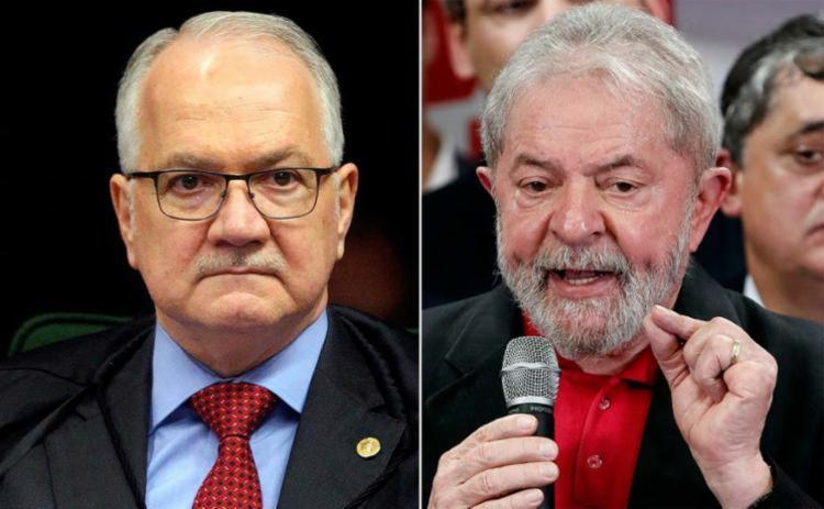 Fachin anula processos de Lula na Lava Jato e ex-presidente fica elegível 23