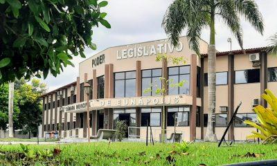 Pandemia: Câmara de Eunápolis suspende participação do público, temporariamente 23