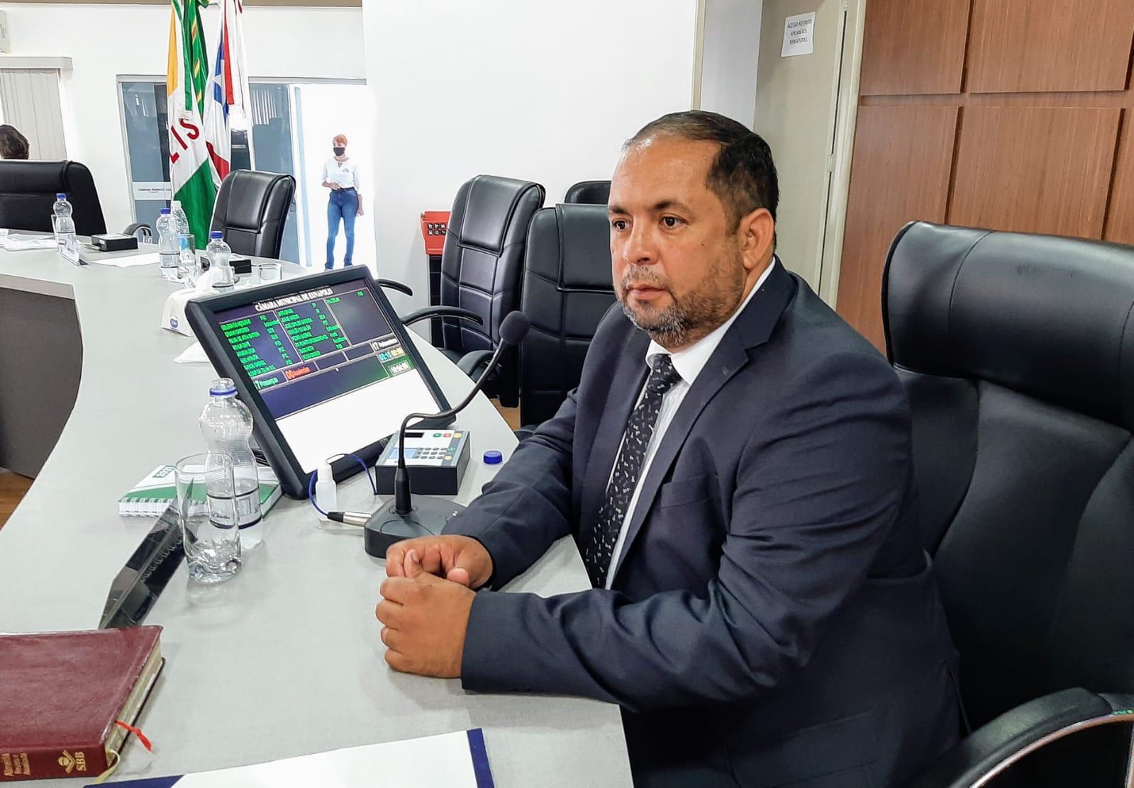 Governador responde solicitação de vereador Jorge Maécio do PP 18
