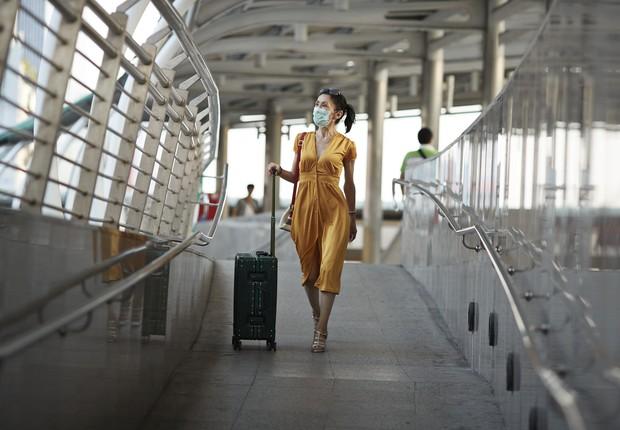 Anvisa proíbe máscaras de acrílico, bandanas e face shields nos aeroportos 18