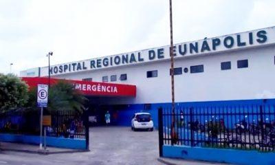 Hospital Regional de Eunápolis reforça atendimento à população. 25