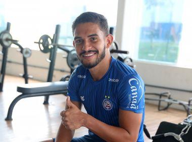 Com pouco espaço, Marco Antônio deve ser emprestado pelo Bahia 18