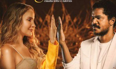 """Claudia Leitte se emociona durante composição de """"Agradece"""" 40"""
