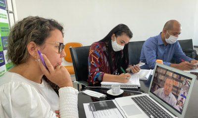 Governo da Bahia se compromete em destinar mais seis respiradores para o Hospital Covid-19, em Eunápolis 5