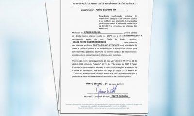 PORTO SEGURO INTEGRA CONSÓRCIO PARA COMPRA DE VACINAS 19