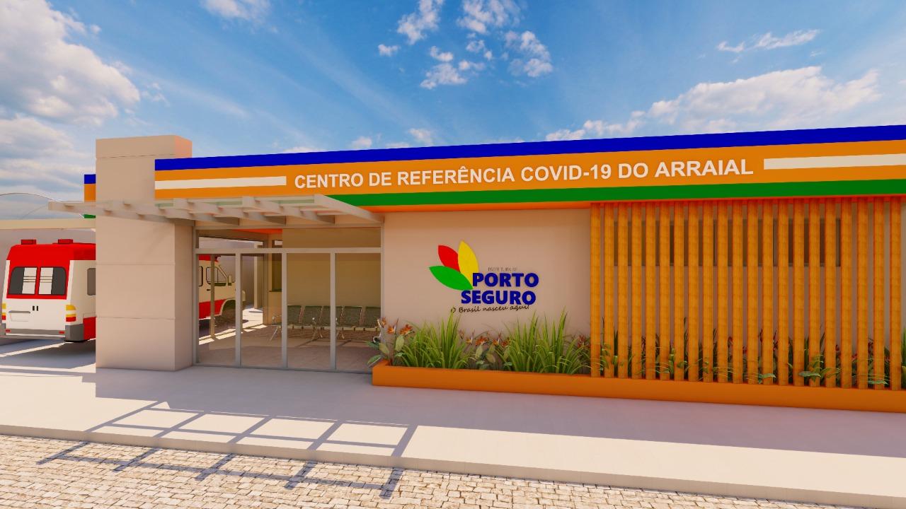 PORTO SEGURO ANUNCIA NOVO HOSPITAL DE REFERÊNCIA NO COMBATE AO COVID-19 - 24H 23