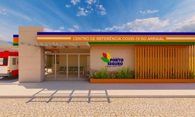 PORTO SEGURO ANUNCIA NOVO HOSPITAL DE REFERÊNCIA NO COMBATE AO COVID-19 - 24H 1