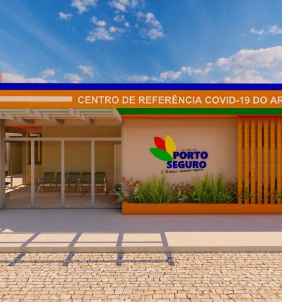 PORTO SEGURO ANUNCIA NOVO HOSPITAL DE REFERÊNCIA NO COMBATE AO COVID-19 - 24H 16