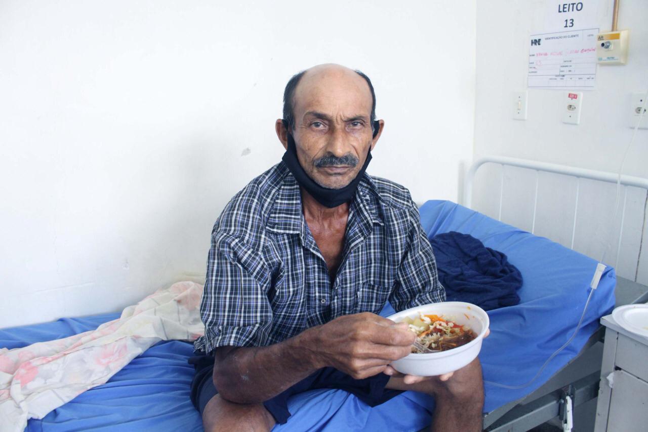 Alimentação no Hospital Regional de Eunápolis é elogiada por pacientes, acompanhantes e funcionários 22