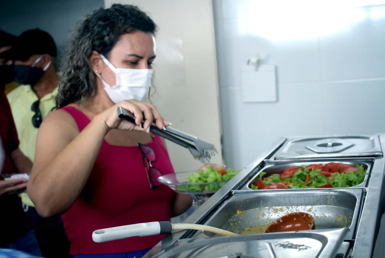 Alimentação no Hospital Regional de Eunápolis é elogiada por pacientes, acompanhantes e funcionários 24