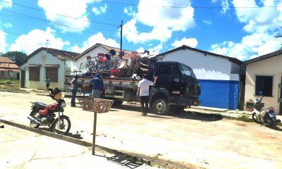 Iniciada mudança da Escola Nossa Senhora Aparecida, em Eunápolis 7