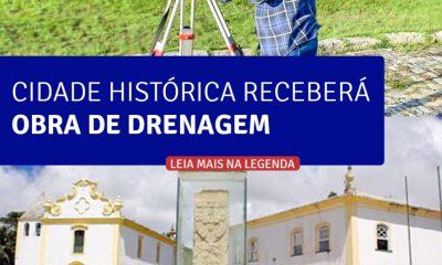 Porto Seguro: Cidade Histórica Receberá Obra de Drenagem 5