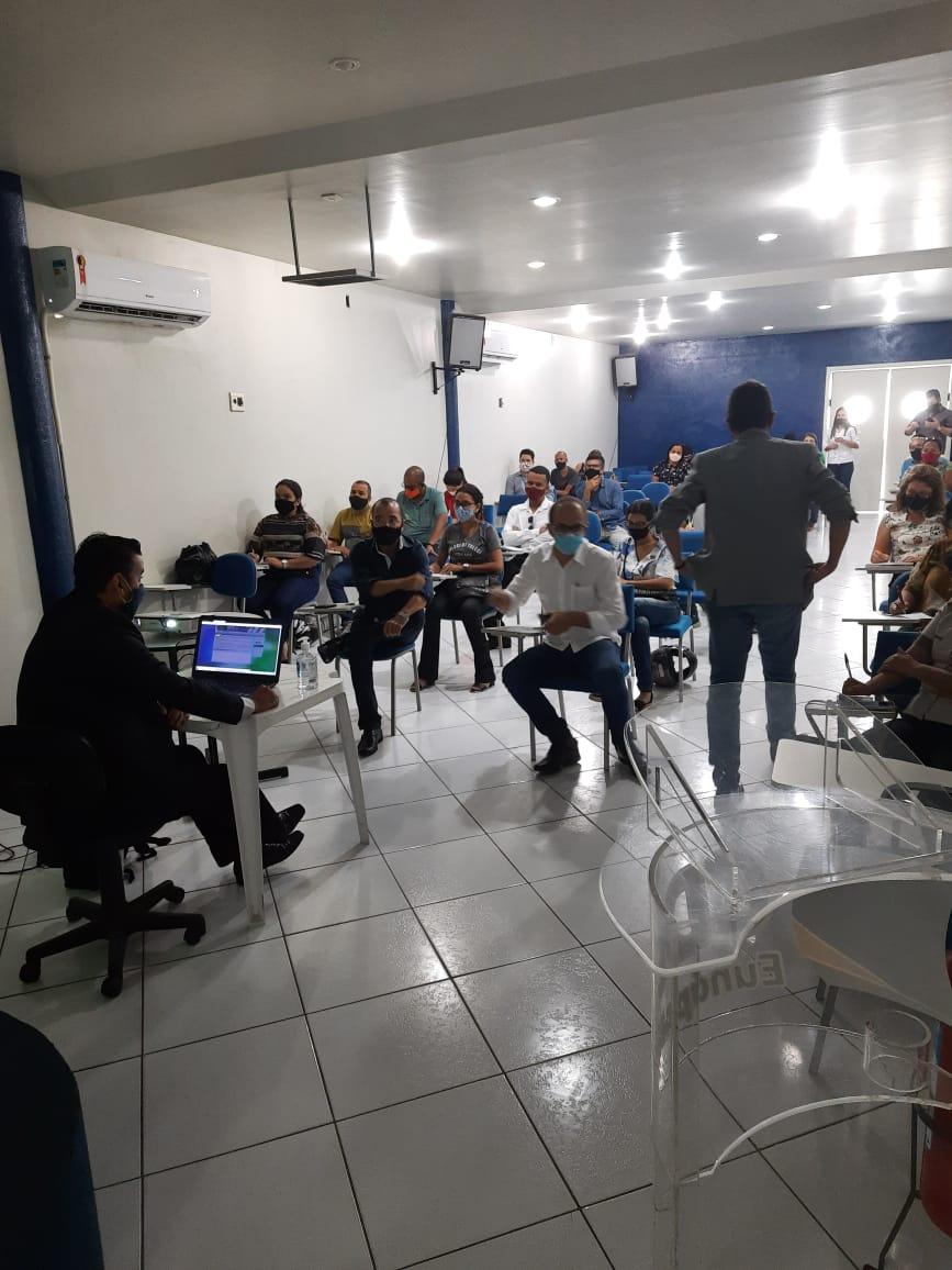 Treinamento de novo sistema tributário é elogiado por profissionais e entidades, em Eunápolis 24