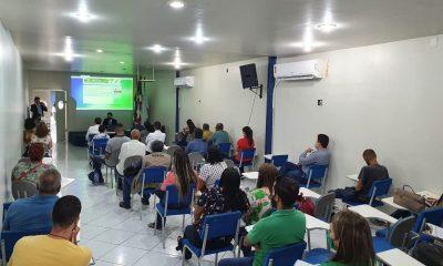 Treinamento de novo sistema tributário é  elogiado por profissionais e entidades, em Eunápolis 1