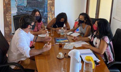 Superintendência de Cultura e IPHAN firmam parceria para o fortalecimento do Patrimônio Histórico e cultural 2