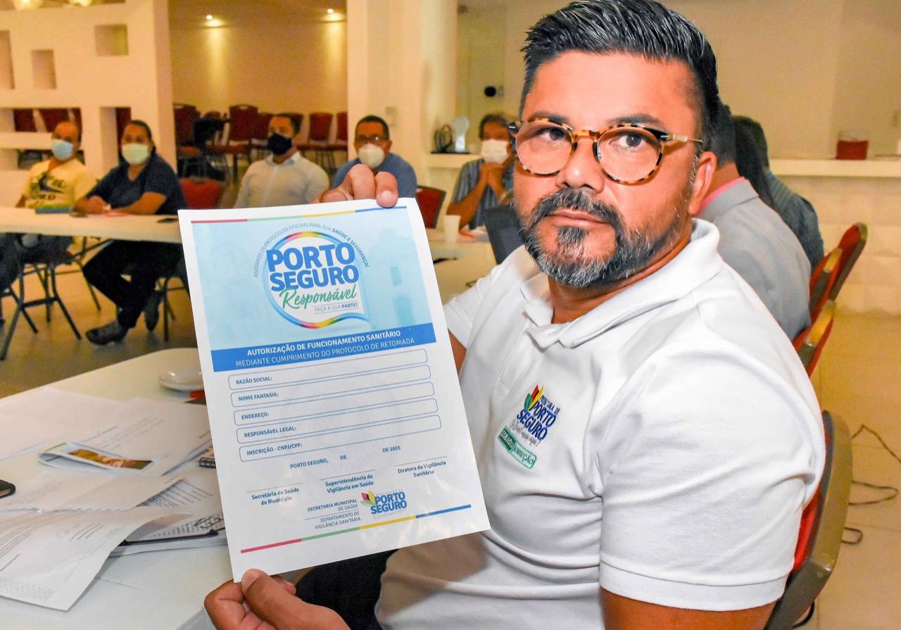 Conselho Municipal de Desenvolvimento do Turismo de Porto Seguro faz sua primeira reunião em 2021 por iniciativa do Secretário da pasta Paulinho Toa Toa 25