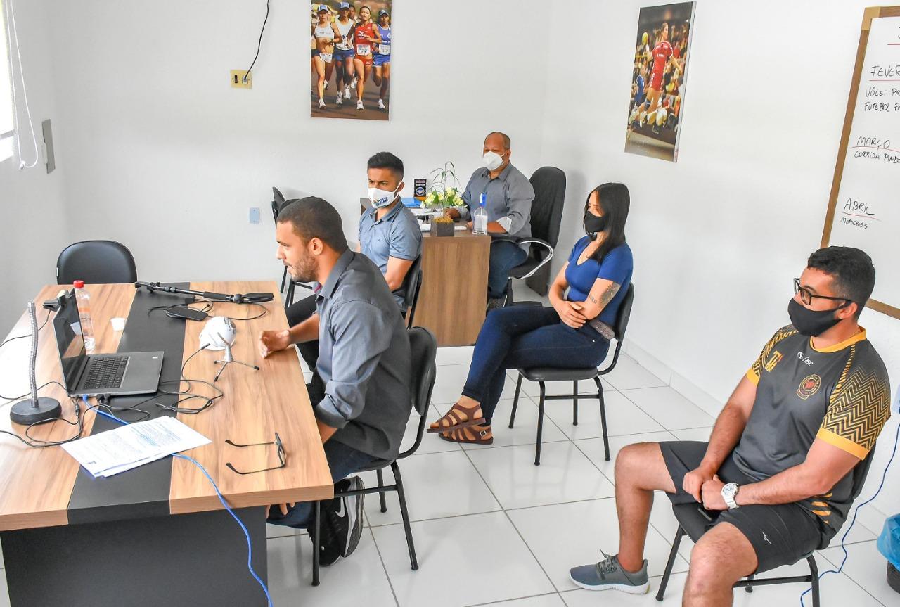 Porto Seguro: Conferência retoma diálogo junto à comunidade esportiva 29