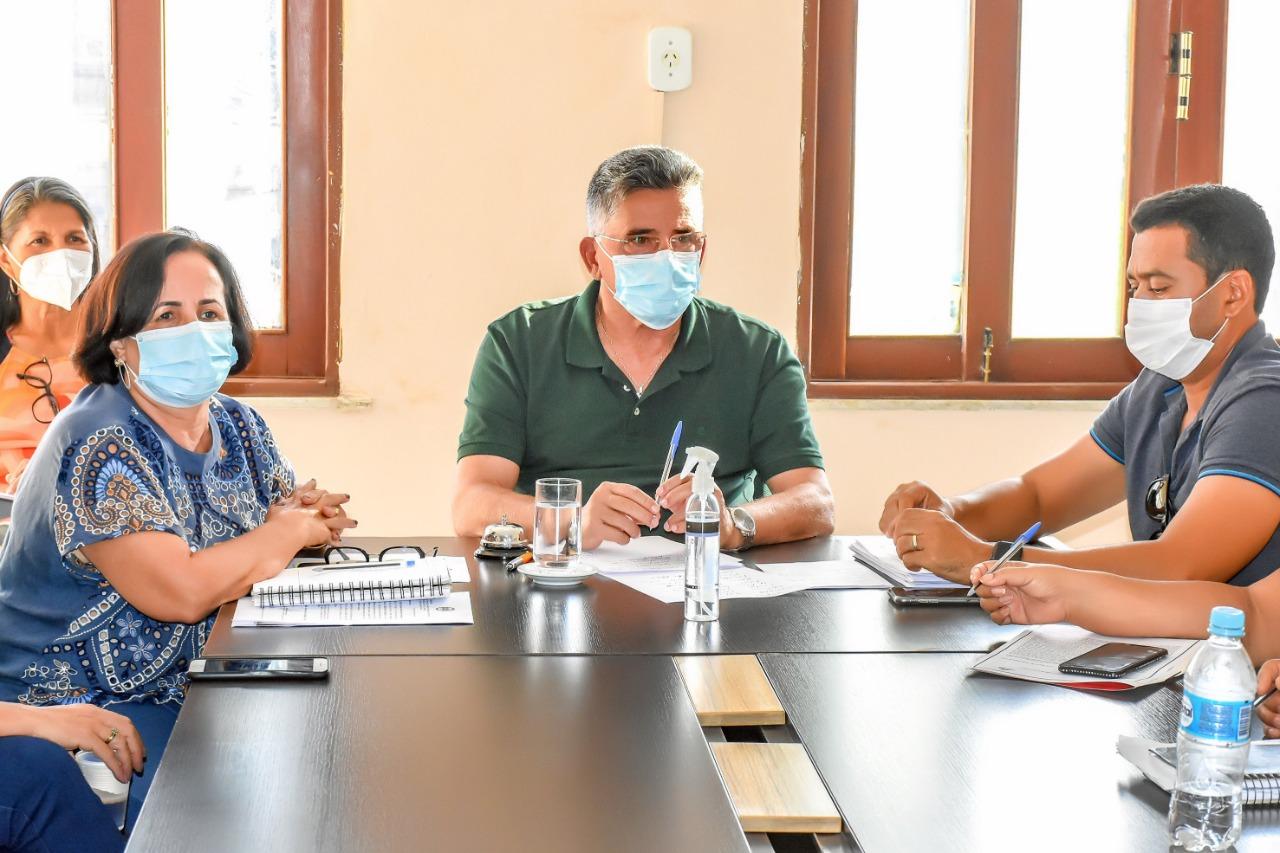 Porto Seguro:Prefeito e Secretários Atendem Demandas da Comunidade Indígena 20