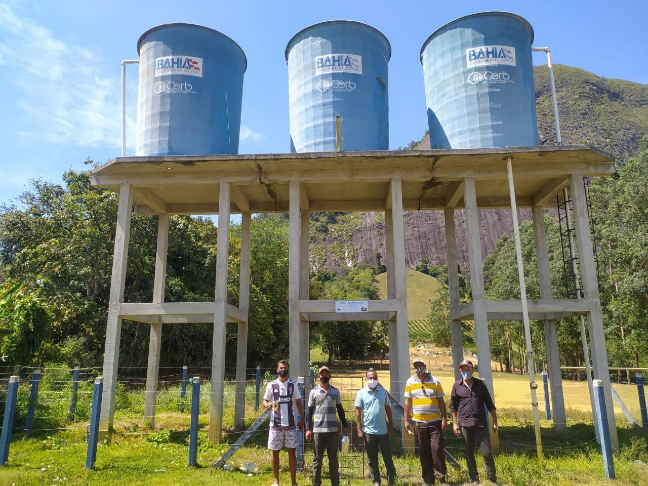 Sistema de abastecimento de água em Cajuíta volta a funcionar com 100% da capacidade 21