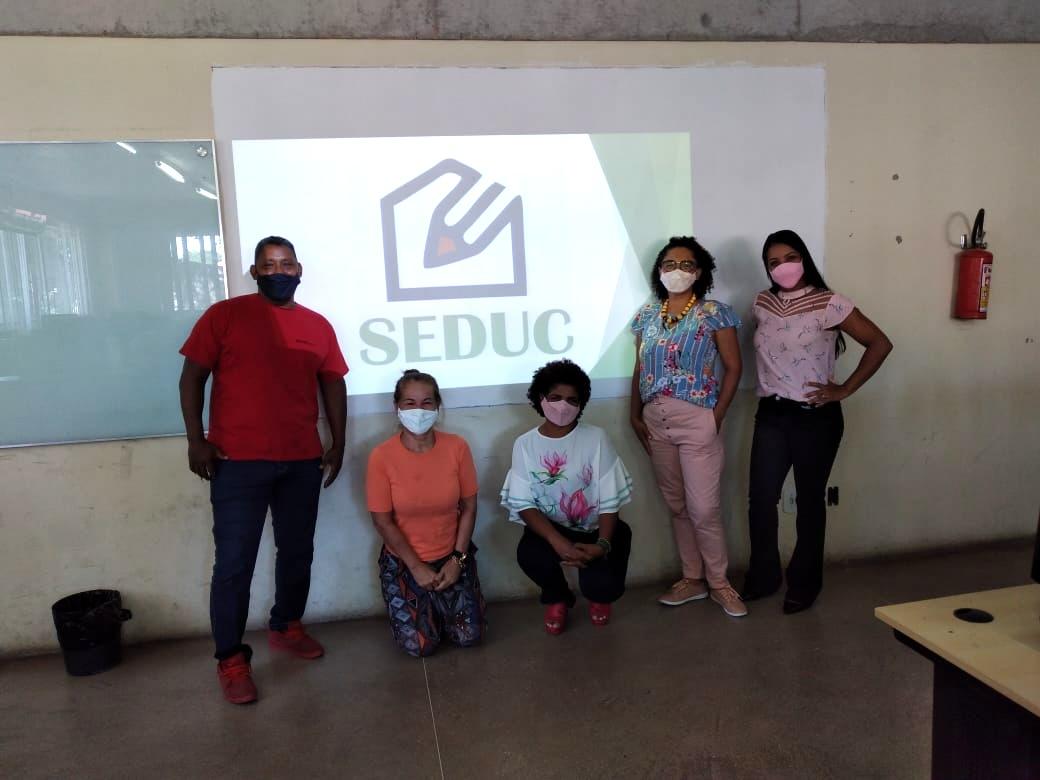 Curso de Formação Tecnológica capacitou coordenadores pedagógicos, em Eunápolis 21