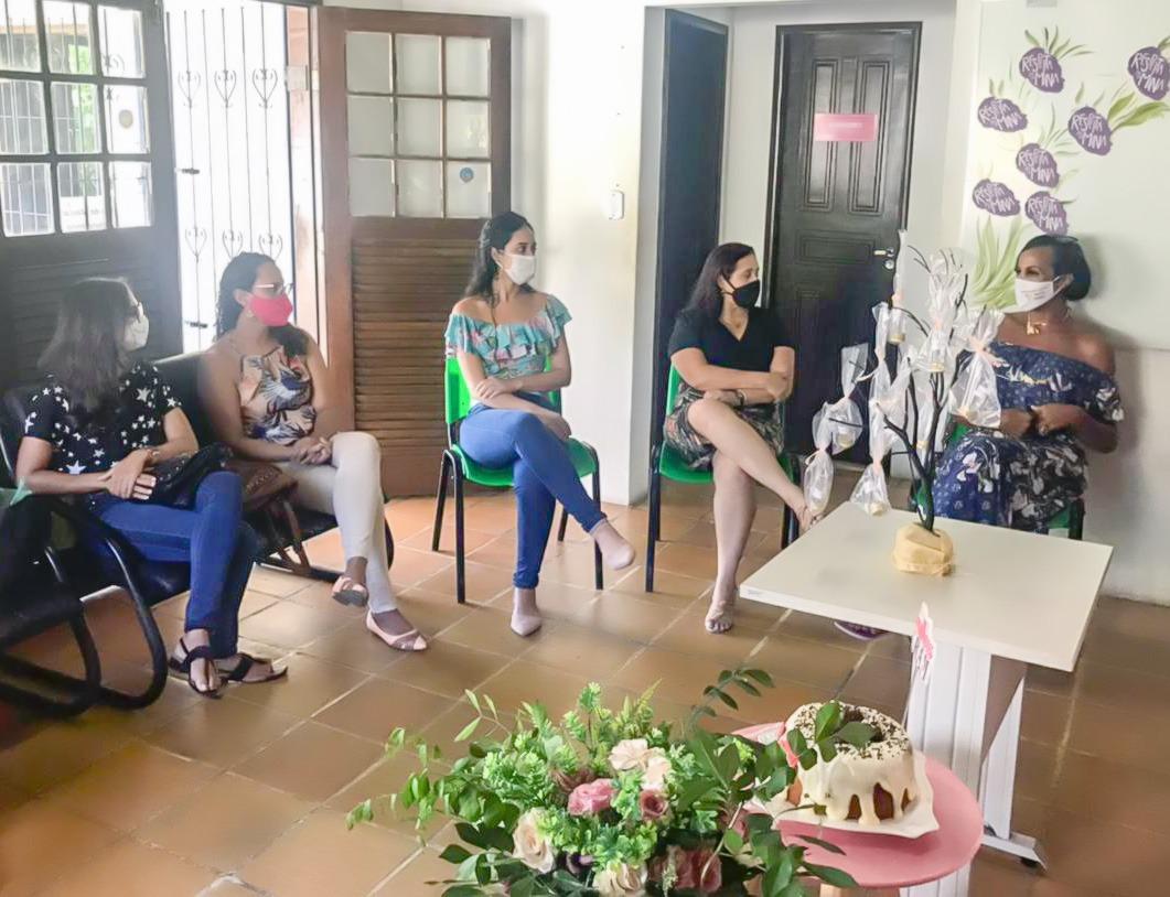 Porto Seguro: Café com Elas faz reflexão sobre papel social da mulher contemporânea 21