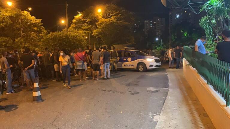 Drama no Farol da Barra: morte de policial mostra realidade tensa da segurança pública na pandemia 25