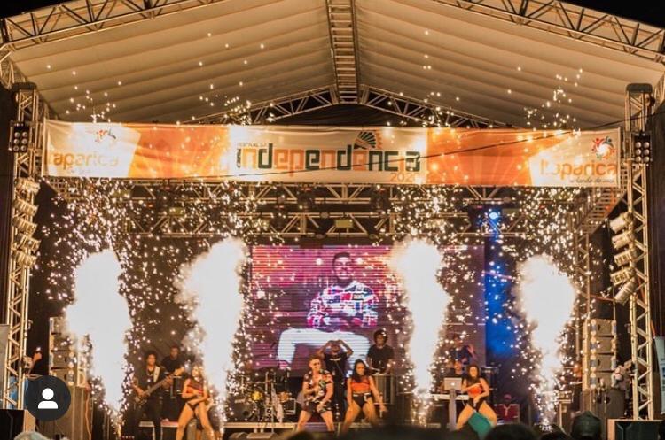 Itaparica: Festival da Independência atrai gente do mundo inteiro 49