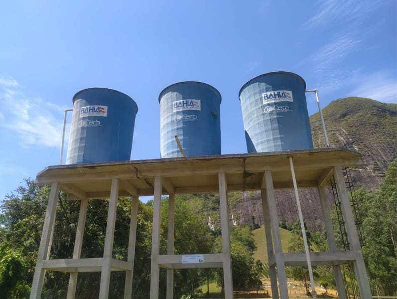 Sistema de abastecimento de água em Cajuíta volta a funcionar com 100% da capacidade 20