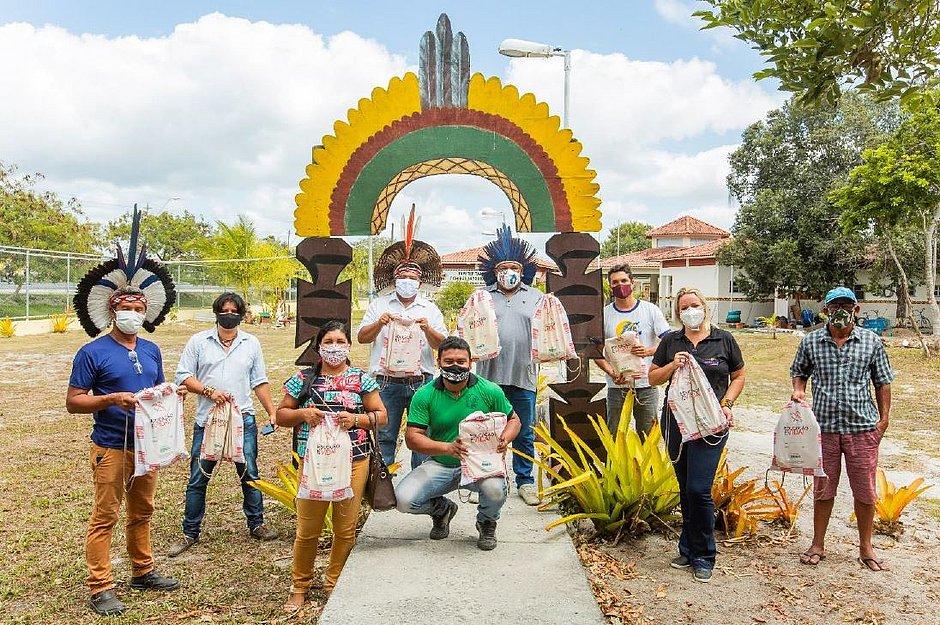 Veracel entrega material de apoio escolar para 5 mil alunos de comunidades indígenas 18