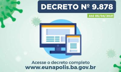 Em Eunápolis, novo decreto mantém medidas e funcionamento de atividades econômicas e comerciais 20