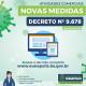 Em Eunápolis, novo decreto mantém medidas e funcionamento de atividades econômicas e comerciais 21