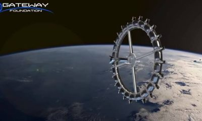 Hotel na órbita da Terra deve entrar em funcionamento em 2027 22