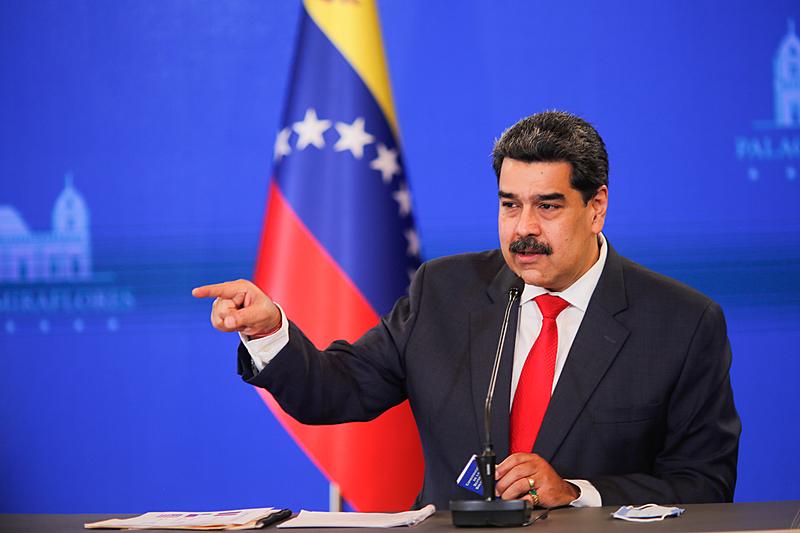 Facebook bloqueia conta de Maduro por violar política sobre desinformação 18