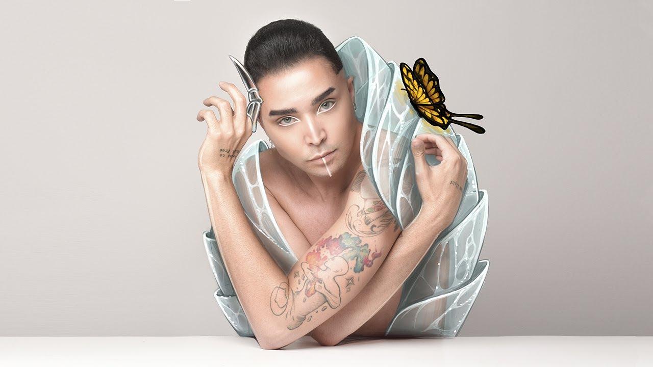 Luiz Filho lançará versões exclusivas para sua música Butterfly 18