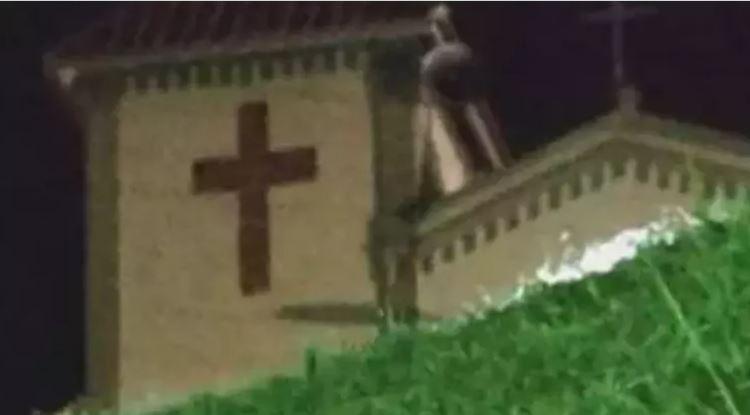 Vídeo de suposta imagem de Nossa Senhora de Fátima intriga moradores em Minas 20