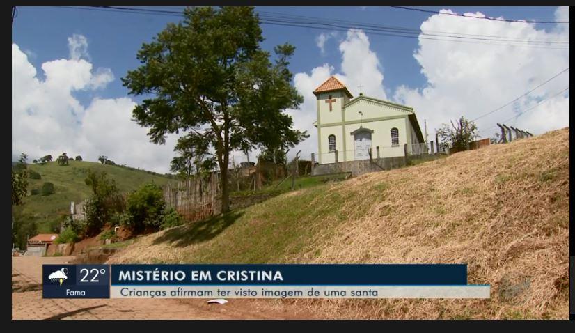Vídeo de suposta imagem de Nossa Senhora de Fátima intriga moradores em Minas 21