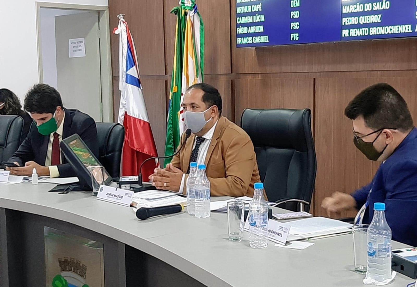 Câmara de Eunápolis aprova projeto que autoriza Prefeitura a comprar vacinas contra Covid-19 23