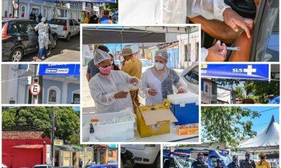 Porto Seguro avança com agilidade na vacinação da covid-19 19